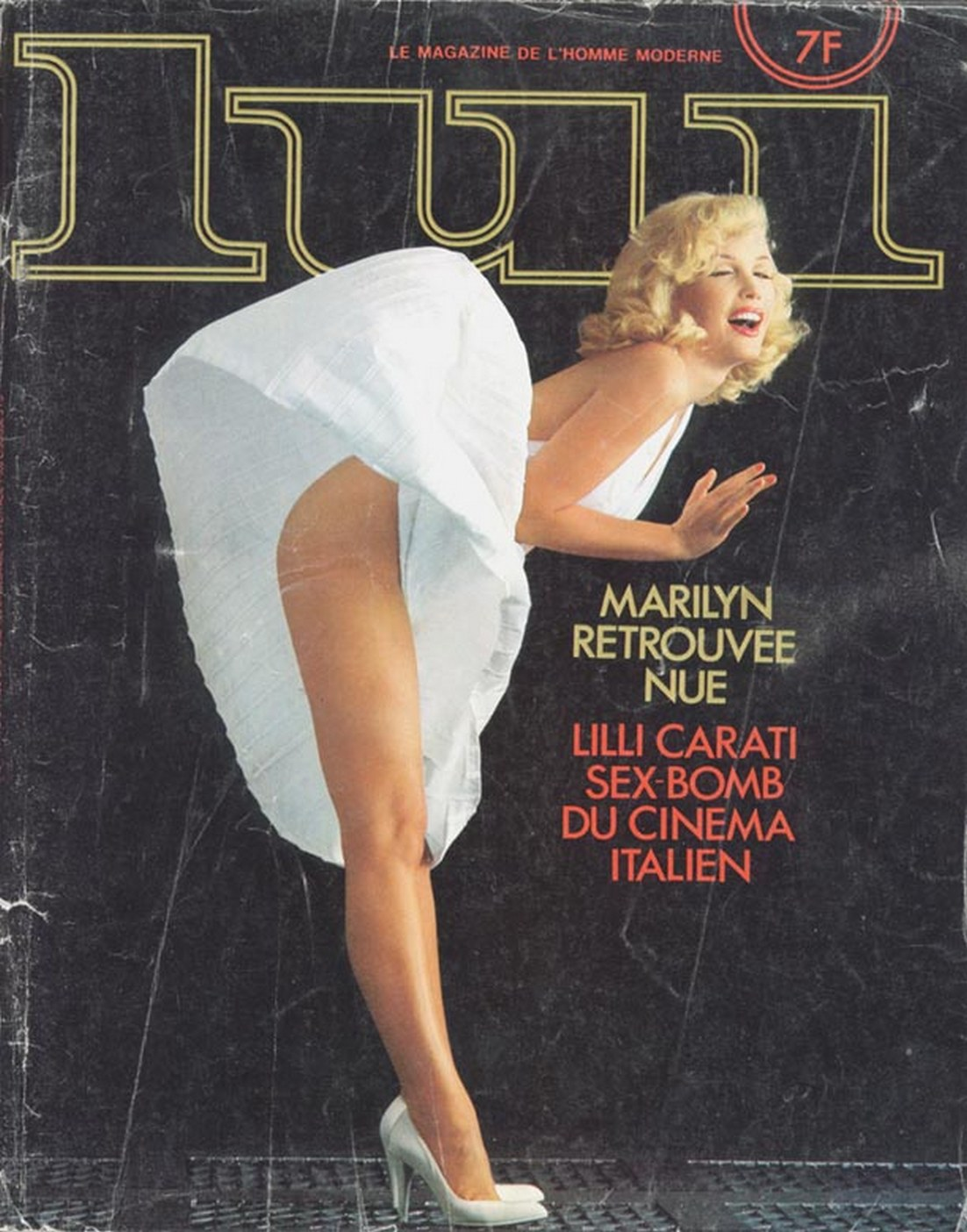 171 Marilyn Retreovee. Lui, 1970-е.